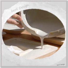 Kunst aus Stein, Holz & Mineralien